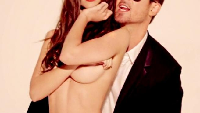 Robin Thicke - Blurred Lines.