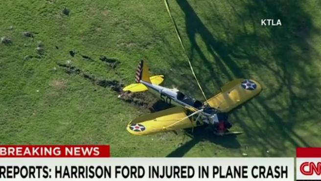 <p>El actor habría sobrevivido a un accidente de avioneta en California.</p>