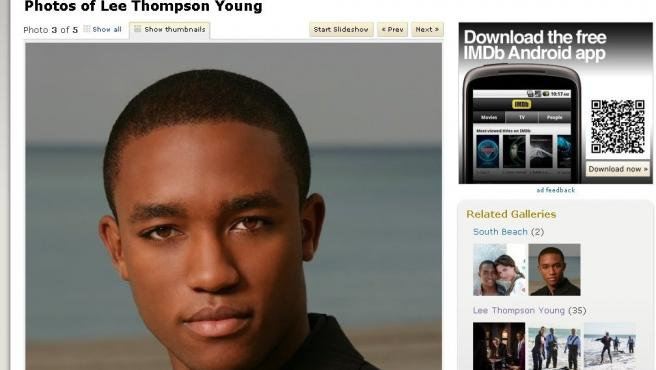 Ficha de Lee Thompson Young en Internet Movie Data Base.